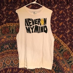 NEVER ON MY MIND UNIF TEE